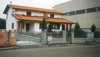 Bifamiliare Via del Maino Piacenza 1996