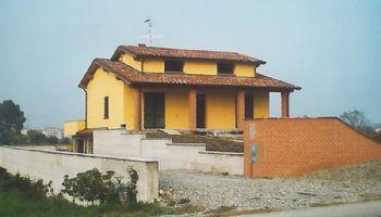 Villa unifamiliare La Noce San Nicolò 1996/1997
