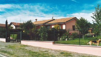 Villa singola Ronco di San Giorgio 1997/1998