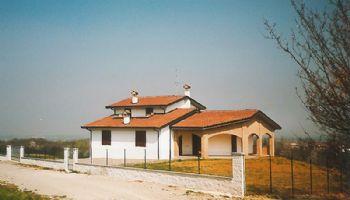 Villa indipendente Ronco di San Giorgio 1998