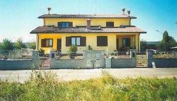 Villa bifamiliare Settima Gossolengo 1999/2000