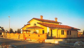 Villa Via Lampugnana San Nicolò 2000/2001