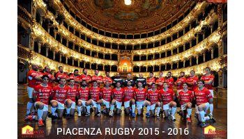 09 Gennaio 2016 - Piacenza Rugby augura buon anno..