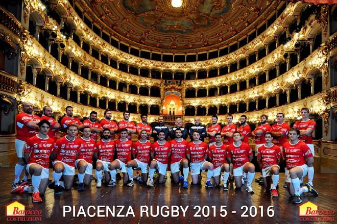 Piacenza Rugby 2015-2016