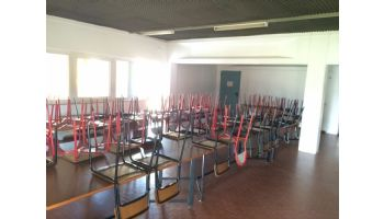 29 Agosto 2016 - Inizio lavori per l'ampliamento della scuola elementare d Sarmato..