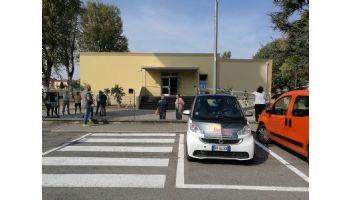 23 Settembre 2016 - L'inaugurazione di Scuola Materna e Nido a Castelvetro Piacentino.