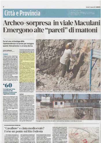 """14 Marzo 2017 - Nuova Residenza """"Le Mura"""" un progetto destinato a stupire..."""