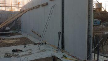 Muro rampa