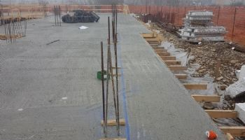 Tracciamento parziale pilastri