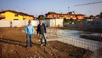 Ing. Bertoni e Geom. Bianchi.