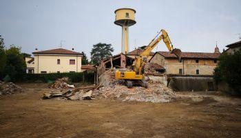 Fasi della demolizione