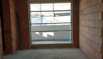 Monoblocco vetrata attico
