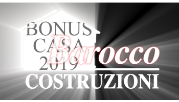 Bonus Casa 2019