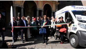 """Il Presidente Francesco Antonio Balsamo aderisce all'iniziativa benefica """"Mobilità Garantita"""""""