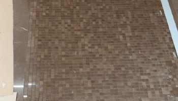 Mosaico doccia chic