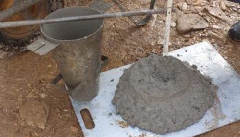 Prova cemento