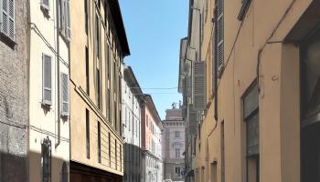 Guardando verso Piazza Duomo