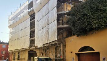 Vicolo del Pavone verso Piazza Duomo