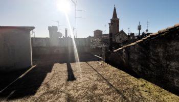 Altra prospettiva dal terrazzo