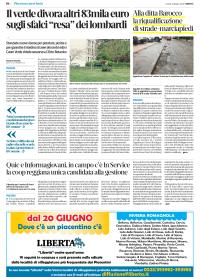 Alla Barocco la riqualificazione di strade - marciapiedi