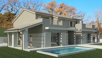 Villa bifamiliare 1 e 2